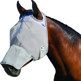 Cashel Crusader Fly Mask - Long Nose without Ears
