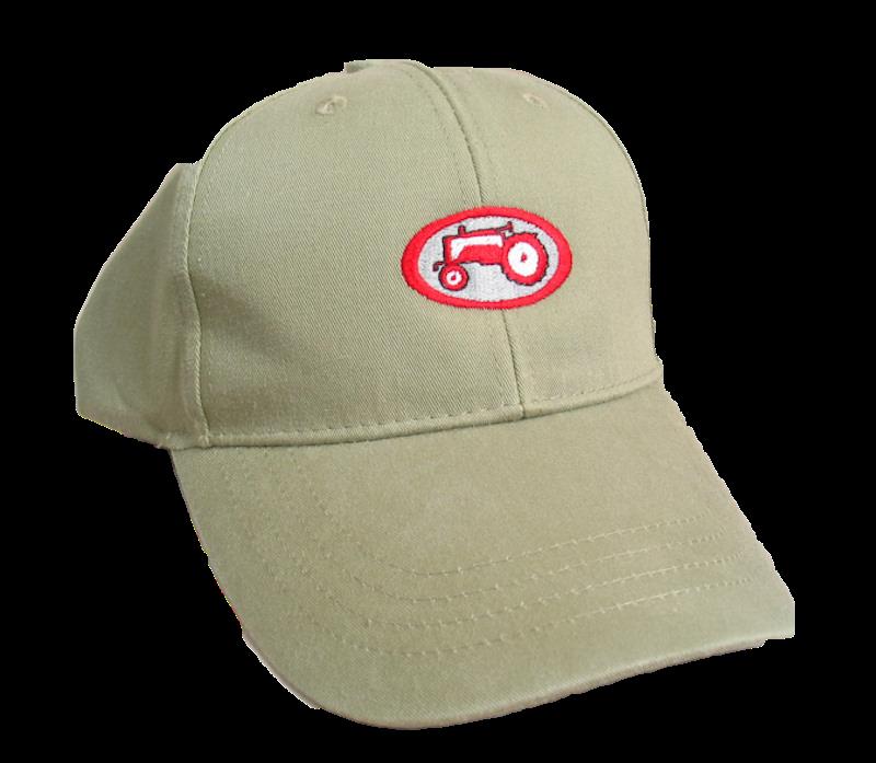 Red Tractor Cap