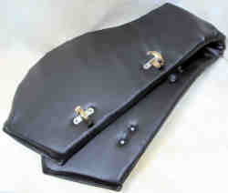 Vinyl Draft Horse Collar Pad