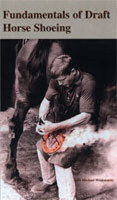 Fundamentals Of Draft Horse Shoeing DVD