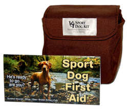 Sport Dog First Aid Kit