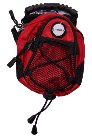 Woof Durable Nylon Mini Day Pack - Dog Design