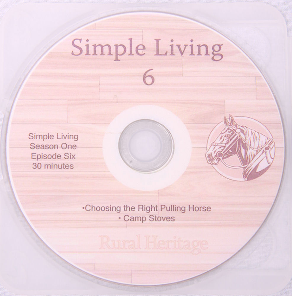 Simple Living 6