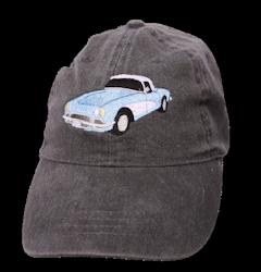 Blue Classic Car Cap
