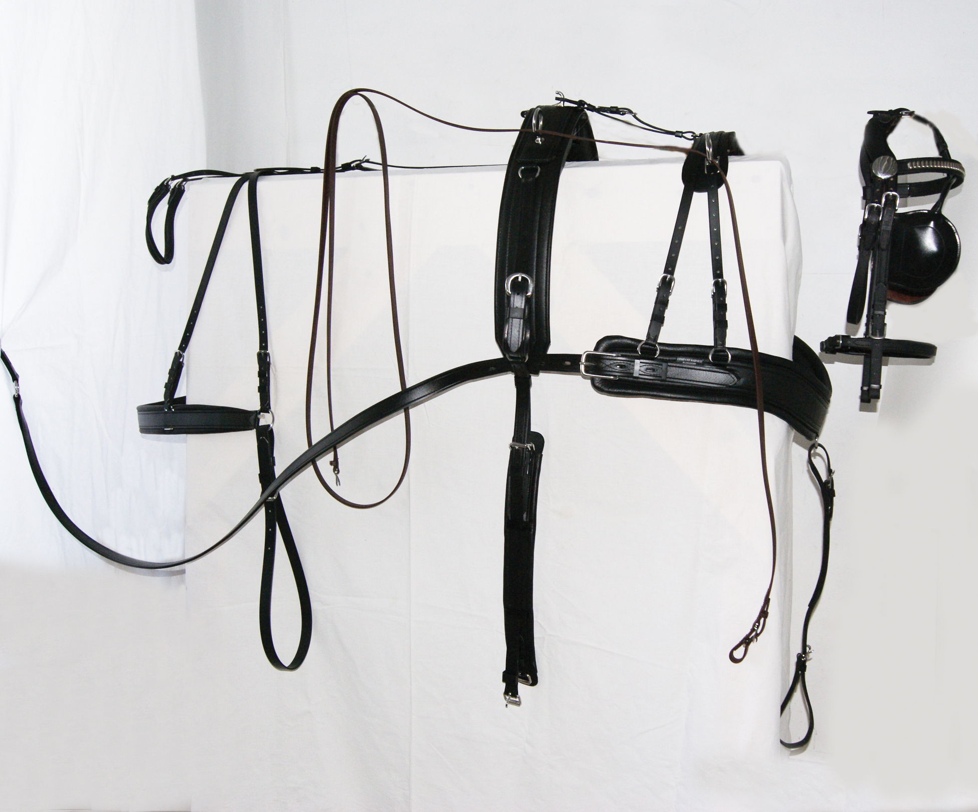 Comfy Fit Harness - Cob - Horse - Draft Horse