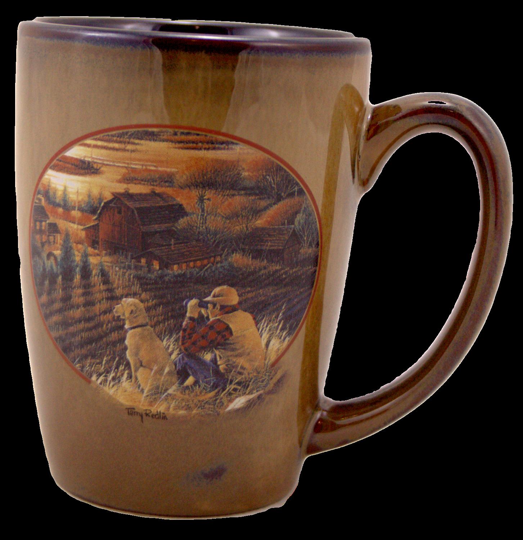 Terry Redlin Best Friend Mug Set