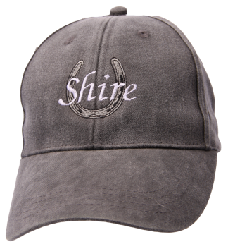 Shire Horse Embroidered Cap