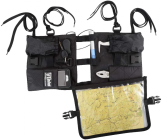 Cashel Black Trail Riding Kit - One Size English or Western