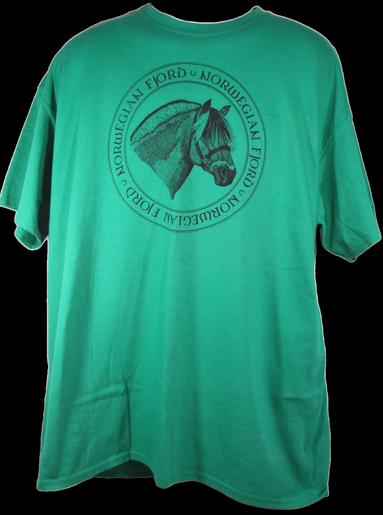 Norwegian Fjord Horse T-Shirt