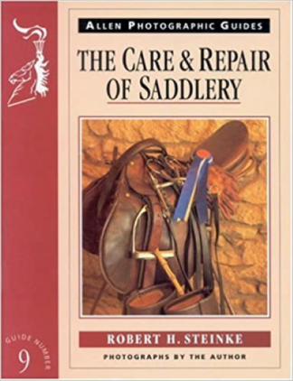 Repair of Saddlery - Allen Photographic Guides Soft Cover