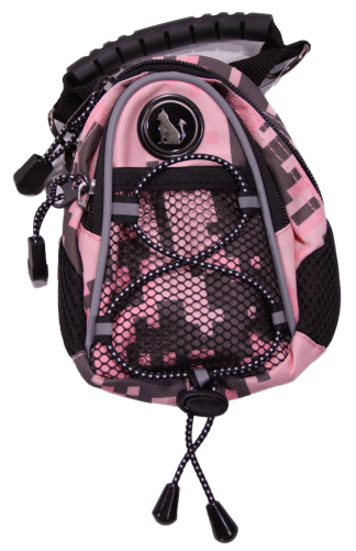 Sitting Cat Durable Nylon Mini Day Pack
