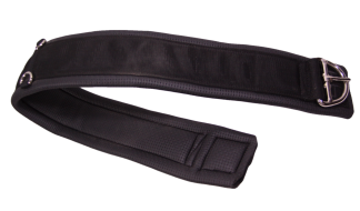 Draft Horse Black Neoprene and Nylon Girth Cinch